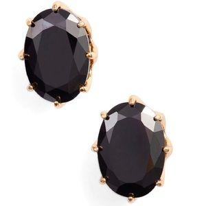 Kate Spade ♠️ NWT Shine On Oval Stud Earrings